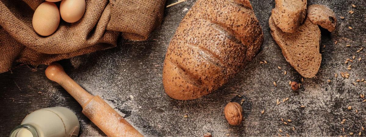 Fresh baked bread in Deli Groceries in Tyler