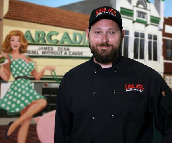 Andrew Czop, Lola's Executive Chef