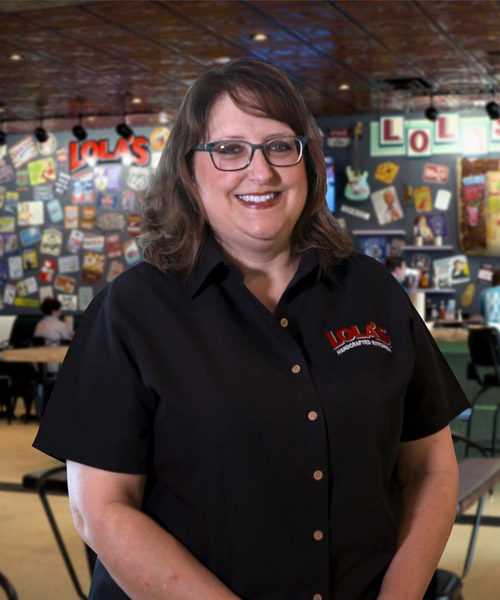 Anne, manager from Lola's sandwiches in Tyler Texas