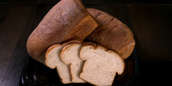 White loaf to order from Lola's sandwiches bakery in Tyler Texas